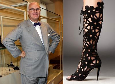 Manolo Blahnik: Pakar Stiletto Cantik dari Spanyol