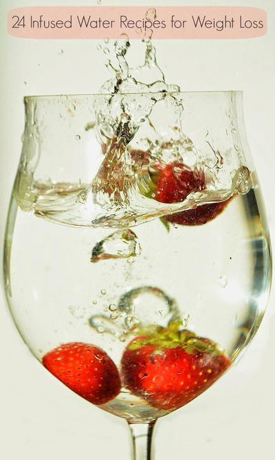 Diet Sehat Dengan Infused Water