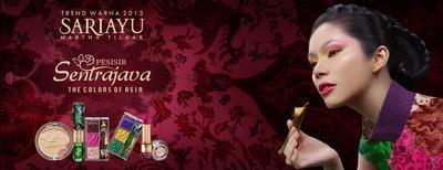Review: Sariayu Trend Warna 2013 Pesisir Sentrajava Gloss Gel