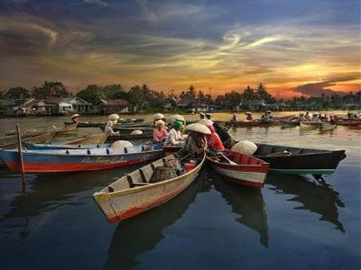5 Tempat Wisata di Banjarmasin yang Wajib Dikunjungi
