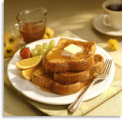 Kreasi French Toast Untuk Sarapan