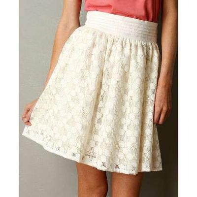 Mix N' Match: Padu Padan Lace Skirt