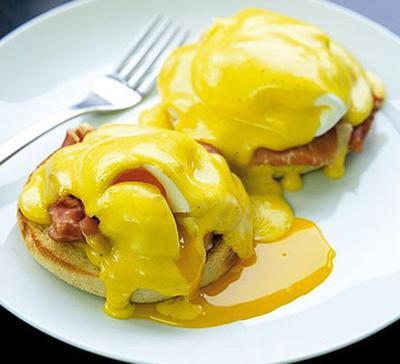 Resep Egg Benedict Untuk Menu Sarapan