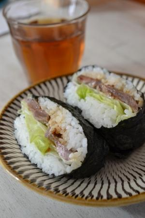 Kreasi Nasi Kepal Ala Jepang: Yakiniku Onigiri