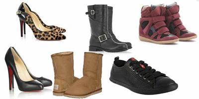 Sepatu Favorit Para Selebriti Hollywood
