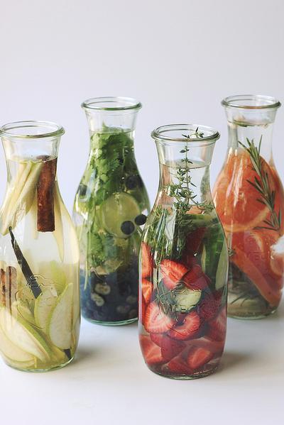 Infused Water Sebagai Metode Kesehatan Baru