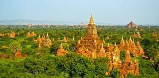 Destinasi Wisata Populer di Myanmar