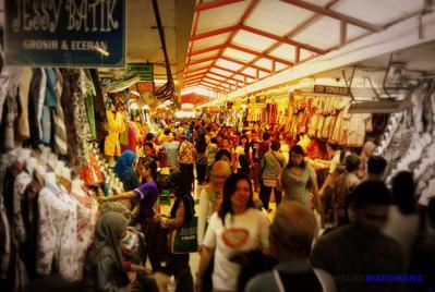 Yuk, Berburu Batik di Pasar Tradisional