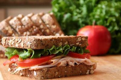 Sandwich Lezat dan Rendah Kalori untuk Dietmu