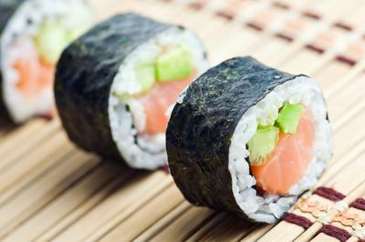 13 Sajian Sushi Menggemaskan Berbentuk Binatang