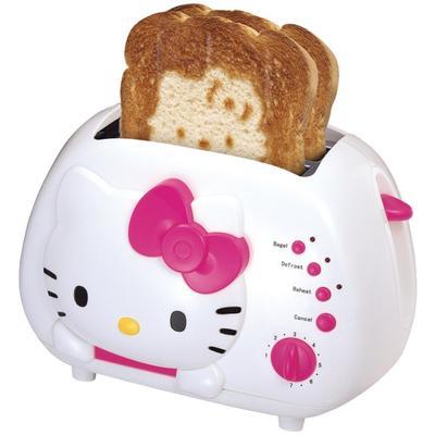 Uniknya Perabot Dapur Hello Kitty