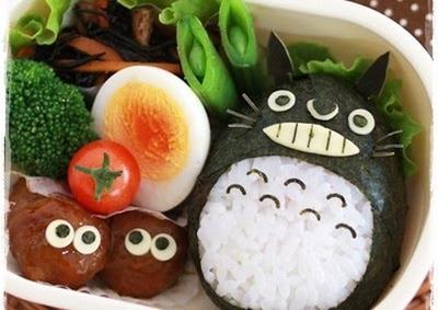 15 Kreasi Bento Unik Dari Karakter Anime