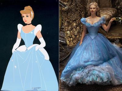 10 Perbedaan Cinderella Versi Animasi dan Live-Action