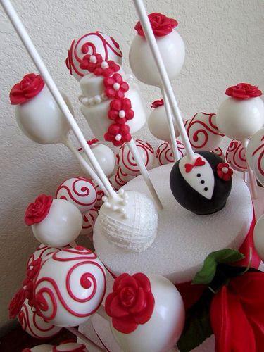 Aneka Cute Cake Pops Untuk Rayakan Hari Jadimu