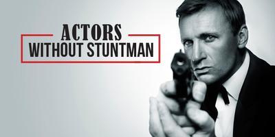 5 Aktor Keren & Ganteng yang Hampir Tidak Pernah Menggunakan Stuntman