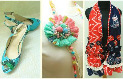 Tampil Stylish dan Fashionable dengan Aksesori Batik