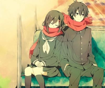 Pasangan Dalam Anime yang Paling Sweet