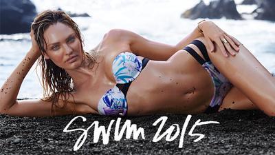 Koleksi Swimwear Musim Panas 2015 dari Victoria Secret