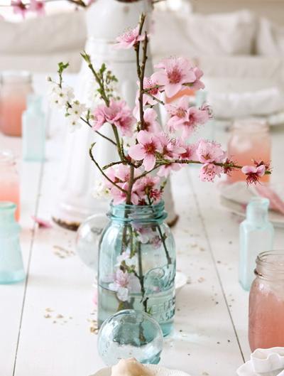 Perabot Lucu Berbentuk Bunga Sakura