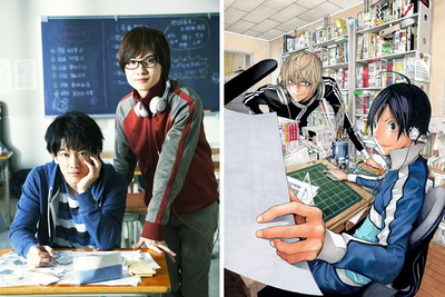 Takeru Satoh Akan Bermain Dalam Film Live Action Bakuman