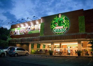 Madame Chang: Restoran Berkonsep Fresh & Natural