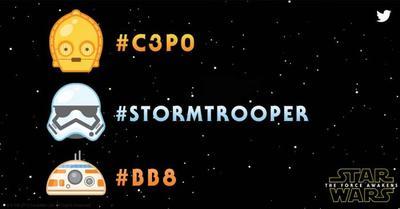 Twitter Keluarkan Emoji Star Wars