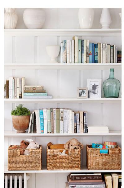 Tips Menata Rumah: Rak Buku