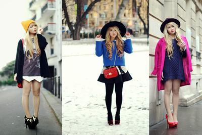 Intip Gaya Para Fashionista Indonesia di Instagram