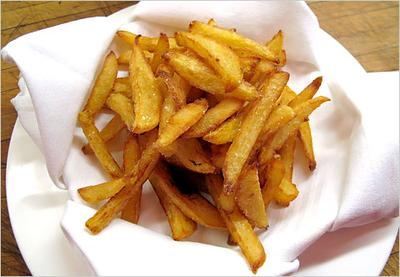 Buat French Fries Sendiri di Rumah