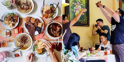Berbagai Gaya Unik dan Aneh di Balik Foto Cantik Instagram