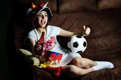 Tempat Asyik Bagi Wanita untuk Nonton Bola