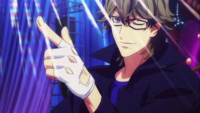 Para Pria Keren Berkacamata dari Anime (Part 2)
