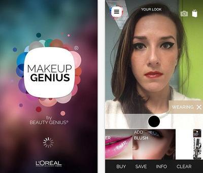 L'Oreal Makeup Genius