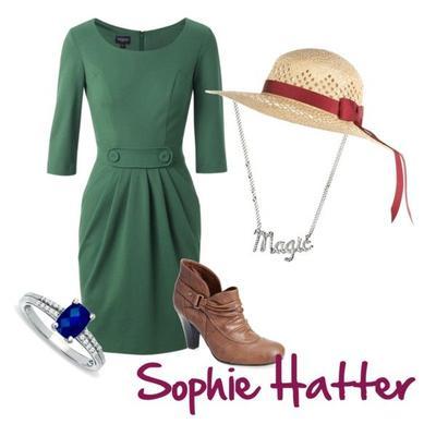 Sophie Hatter dari Howl's Moving Castle