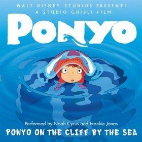 Ponyo dari Gake no Ue no Ponyo
