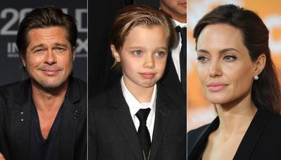 1. Shiloh Jolie-Pitt
