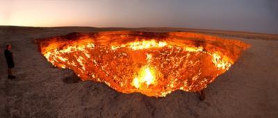 5. Door to Hell, Turkmenistan