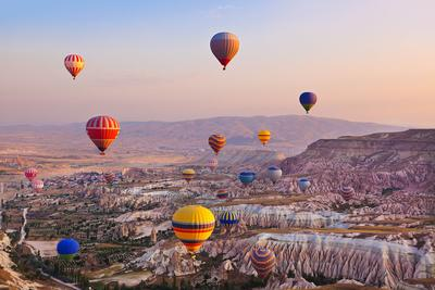 10. Ancient Region of Anatolia, Cappadocia, Turki