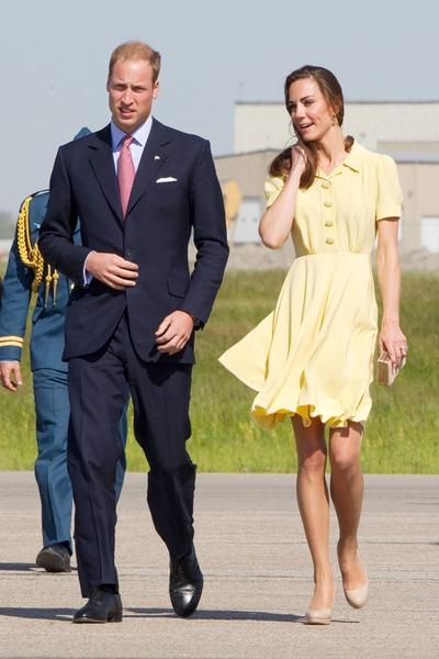 Dress ala Kate Middleton