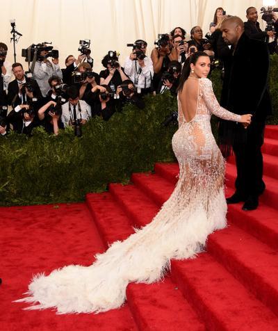 Pasangan-Pasangan Selebriti Hollywood Di Karpet Merah Met Gala 2015