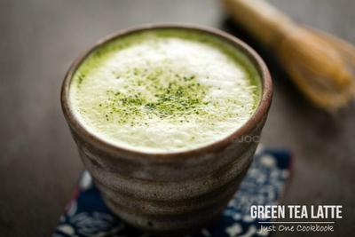 Kreasi Makanan dan Minuman Berbahan Dasar Green Tea