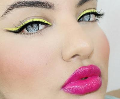 Make Up Ala Lime Crime