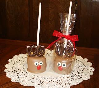 Coklat Marshmallow