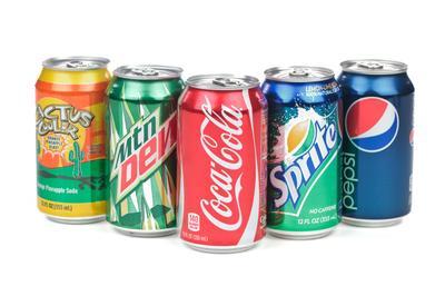 Soda dan Permen