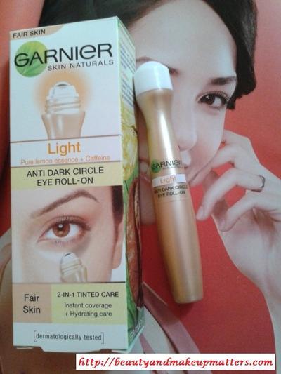 Garnier Anti Dark Circle Roll