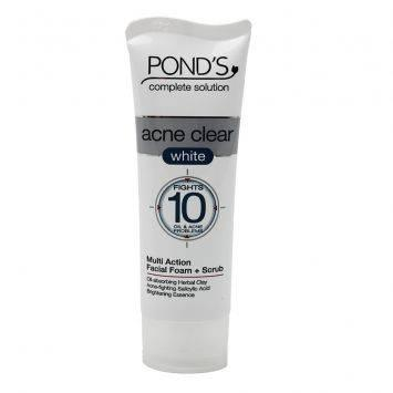 Pond's Acne Clear White