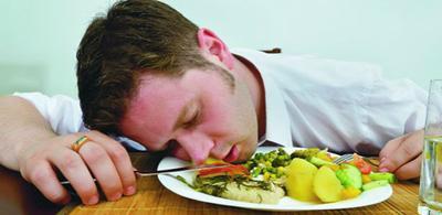 Tidur Sehabis Makan