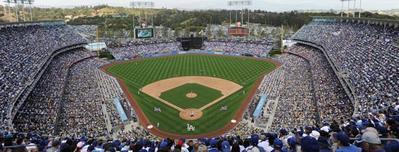 Dodger Stadium, Los Angeles, California