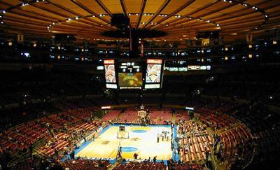 Madison Square Garden, New York, NY