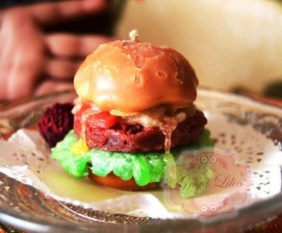 Lilin Burger